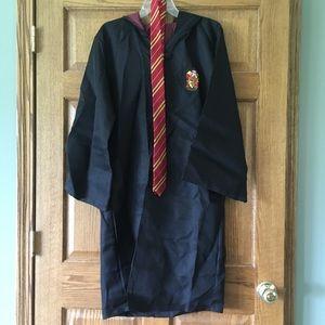 Harry Potter Gryffindor Robe & Accessories
